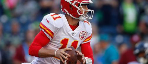 Who stood out from the pack when it came to the game against the New England Patriots and the Kansas City Chiefs[Image via KC KIngdom/YouTube]