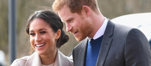 In arrivo un royal baby, figlio di Harry e Meghan Markle