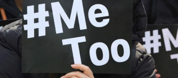 the #MeToo Movement has caught up in India (Image via #MeToo/Twitter)