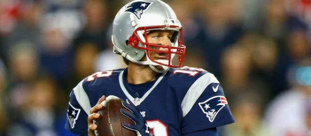 Tom Brady and the Patriots handed the Chiefs their first loss of the season Sunday night (October 14). - [Shawn / YouTube screencap]