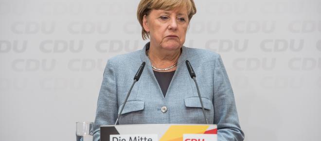ALEMANIA/ Merkel y sus aliados se desploman en las elecciones de Baviera