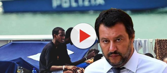 Salvini su Lucano: 'Invita giornalisti a casa come se nulla fosse, nessuno interviene?'