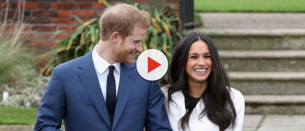 Royal baby announcement for Meghan and Prince Harry
