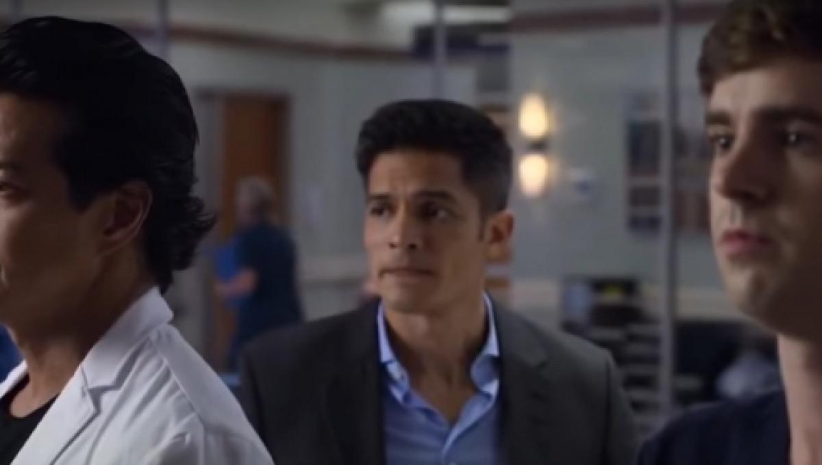 The Good Doctor Season 2 Episode 4 Tough Titmouse: Sorry is