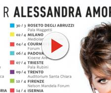"""Alessandra Amoroso aggiunge 6 nuove date al tour """"10"""""""