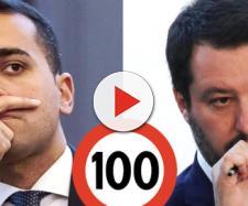 Di Maio e Salvini in attesa del giudizio Ue sulla manovra