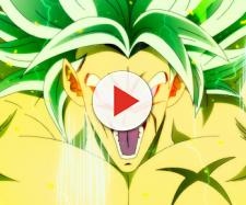 Fanart: Broly im neuen Dragon Ball Super Film - wall.alphacoders.com
