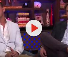 Reality star Jax Taylor (left) appears to have landed dream job pitching Taco Bell. [Image Source: Watch What Happens Live - YouTube]
