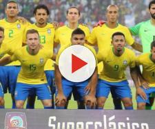Seleção brasileira venceu por 1 a 0.