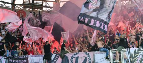 La tifoseria del Palermo a seguito della propria squadra - scommettievinci.net