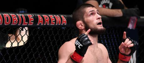 There are many questions surrounding the MMA world right now over who the real Khabib is. image - fansided.com