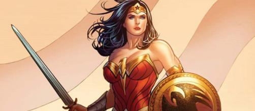 A Mulher Maravilha é um dos heróis que não se incomoda em matar. (foto reprodução).