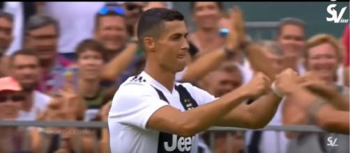 Cristiano Ronaldo [Imagem via YouTube]