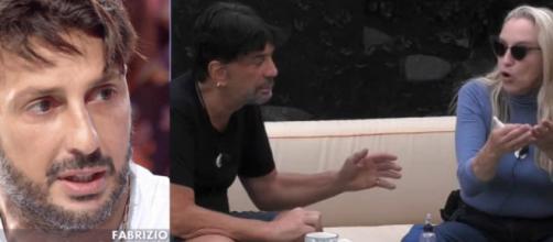 Grande Fratello Vip: Fabrizio chiede scusa a Silvia, lite tra Ivan Cattaneo e Eleonora