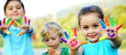 Imagem comprova que amor nunca é demais para as crianças