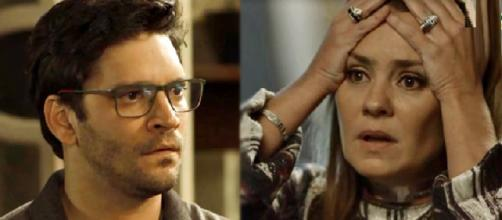 Ionan e Laureta em 'Segundo Sol'
