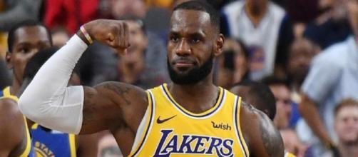 James tratará de devolver a los Lakers a la élite del baloncesto. Foto: Eltiempo.com
