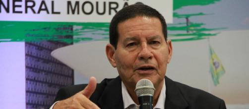 Mourão comentou fala de Cid Gomes