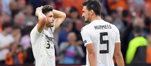 Nations League, seconda sconfitta consecutiva per la Germania