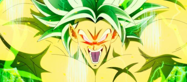 Fanart: Broly im neuen Dragon Ball Super Film - wall.alphacoders.com