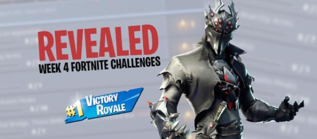 Fortnite Battle Royale season 6, week 4 challenges have been revealed. [Image source: Own work]