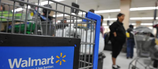 Walmart being sued over forcing employees to stand for long periods of time. [Image Credit] CNN - YouTube