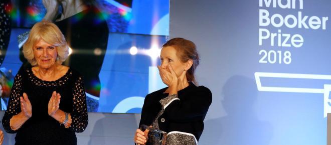 Anna Burns wins Man Booker prize for Milkman