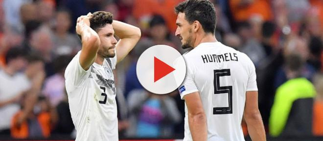 Nations League, Germania all'inferno senza ritorno: la Lega B è ad un passo