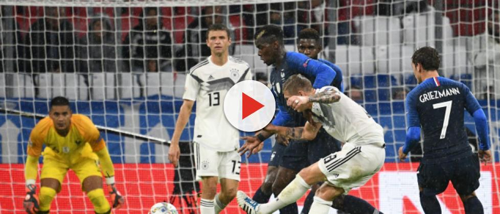 France vs Germany live streaming on Sky Sports at 7 PM BST Tuesday