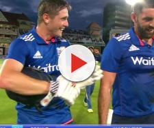 England v Sri Lanka 3rd ODI live online on skysports.com (Image via ICC/Twitter)