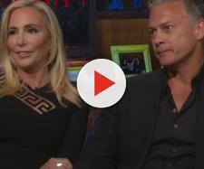 Former Bravo star David Beador prepared important records for court during his lunch hour. [Image Source: Watch What Happens Live - YouTube]