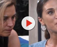 GF Vip: Cecilia punge Francesco e Giulia, Lory Del Santo in lacrime per il figlio