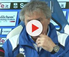 Giuseppe Pillon, allenatore del Pescara
