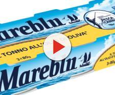 Tonno 'Mareblu', problema nelle confezioni: scatta il richiamo di un lotto