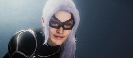 Spider-Man encounters Black Cat in the game's first DLC. - [PlayStation / YouTube screencap]