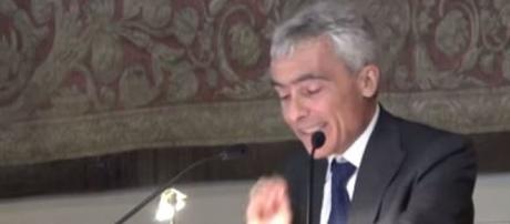 Tito Boeri presidente dell'Inps lancia l'allarme su Quota 100 (Ph. Youtube)