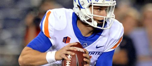 Boise State in action. - [USAToday / YouTube screencap]