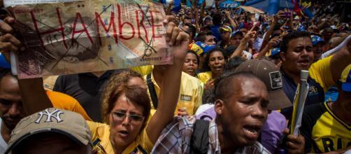 El hambre castiga severamente a los venezolanos