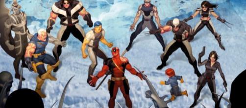 Deadpool e Cable são membros notórios da equipe, mas a X-Force já contou com outros mutantes.