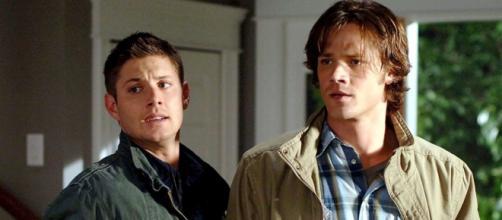 Dean e Sam, os protagonistas de Supernatural. (foto reprodução).