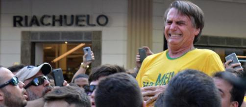 Jair Bolsonaro foi vítima de um atentado no dia 6 de setembro de 2018