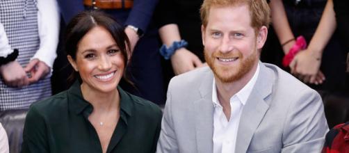 Il principe Harry e la moglie Meghan sono impegnati in un tour in Australia.