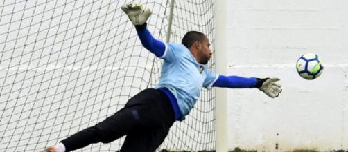 Mesmo na reserva, Rodolfo se destacou e será adquirido em definitivo pelo Fluminense (Foto: Portal Explosão Tricolor)
