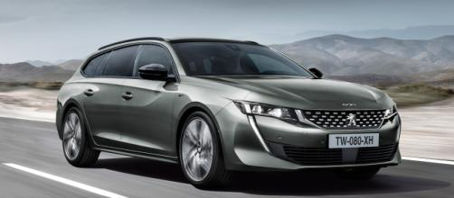 Nuova Peugeot 508 SW | Auto ... - autoexpress.co.uk