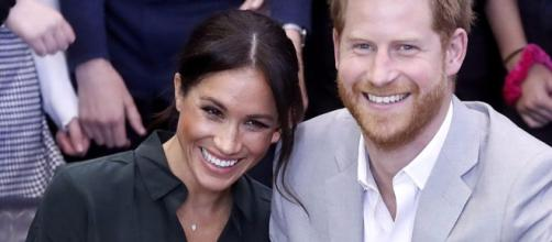 Prince Harry and Meghan Markle are expecting their first child next spring. Image Credit: Jenner Williams / YouTube Screenshot