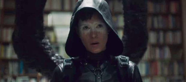 Claire Foy, nei panni di Lisbeth