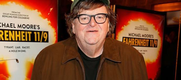 In uscita il nuovo lavoro di Michael Moore su Trump