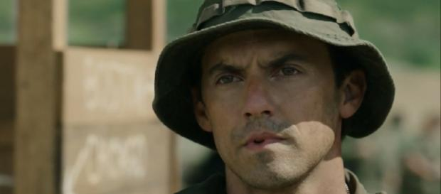 Jack Pearson (Milo Ventimiglia) volunteered to fight the war in Vietnam. Photo: screencap via Shine On Media/ YouTube