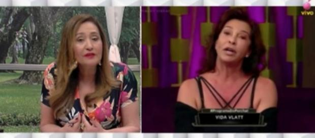 Sonia Abrão se revolta com a Record e desafia a emissora