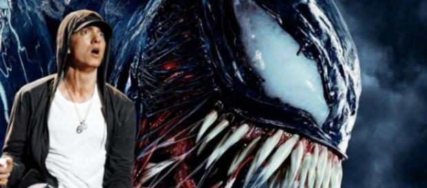 Eminem sings on Venom soundtrack – image Michaelieclark - michaelieclark.com